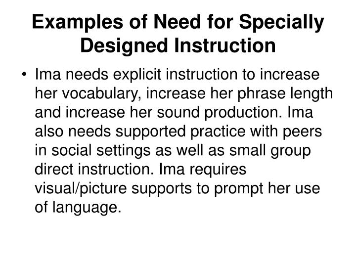 Ppt Orientation To Special Education Powerpoint Presentation Id