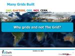 many grids built