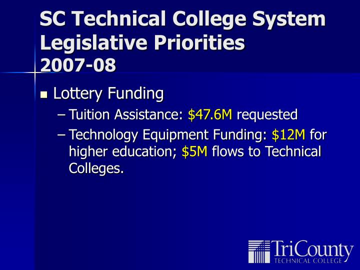 SC Technical College System