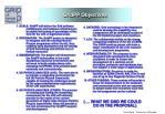 gridpp objectives