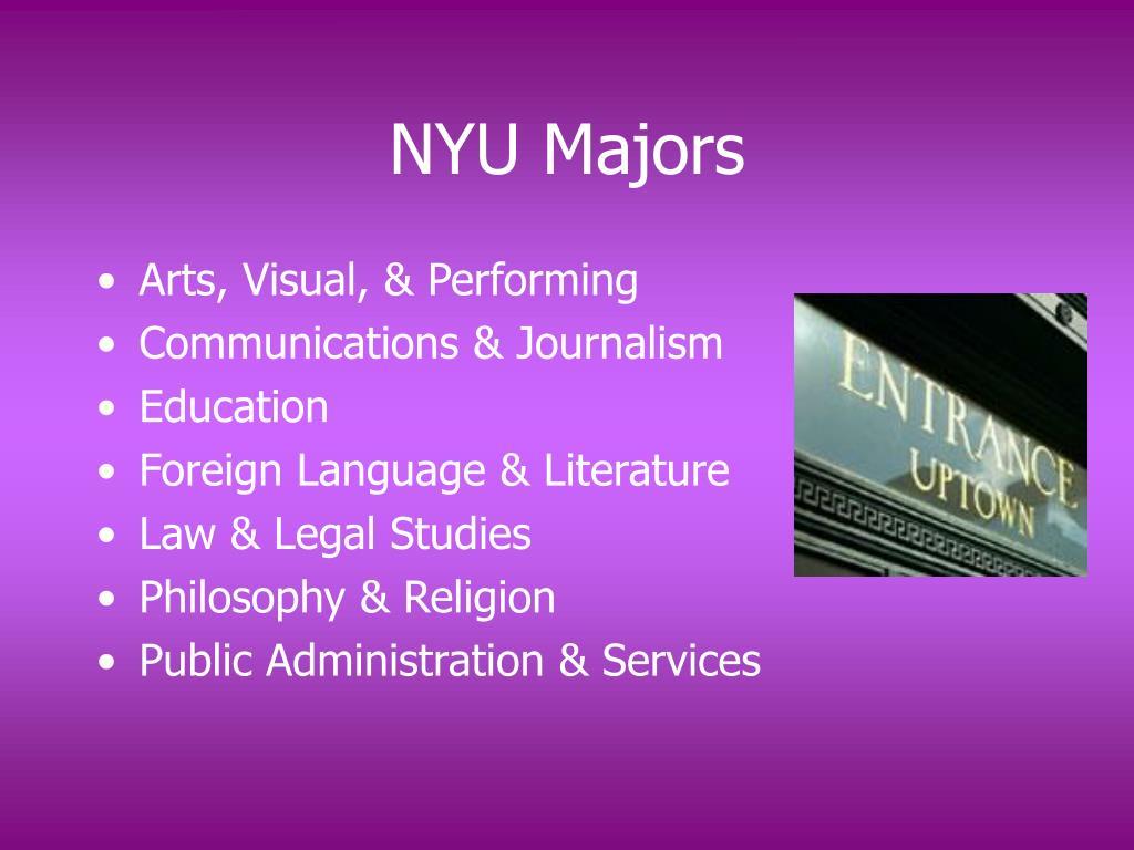 PPT - New York University PowerPoint Presentation - ID:5898625