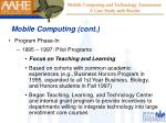 mobile computing cont1