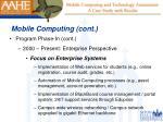 mobile computing cont3