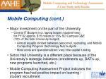 mobile computing cont4