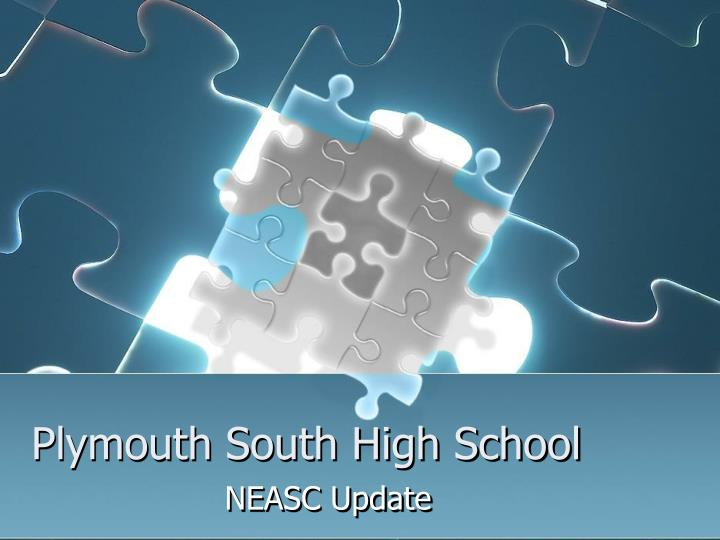 plymouth south high school n.