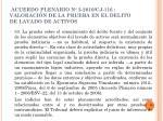 acuerdo plenario n 3 2010 cj 116 valoraci n de la prueba en el delito de lavado de activos