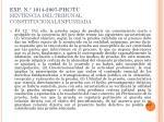 exp n 1014 2007 phc tc sentencia del tribunal constitucional infundada1
