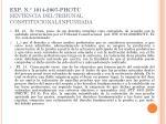exp n 1014 2007 phc tc sentencia del tribunal constitucional infundada2