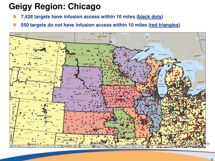 Geigy Region: Chicago