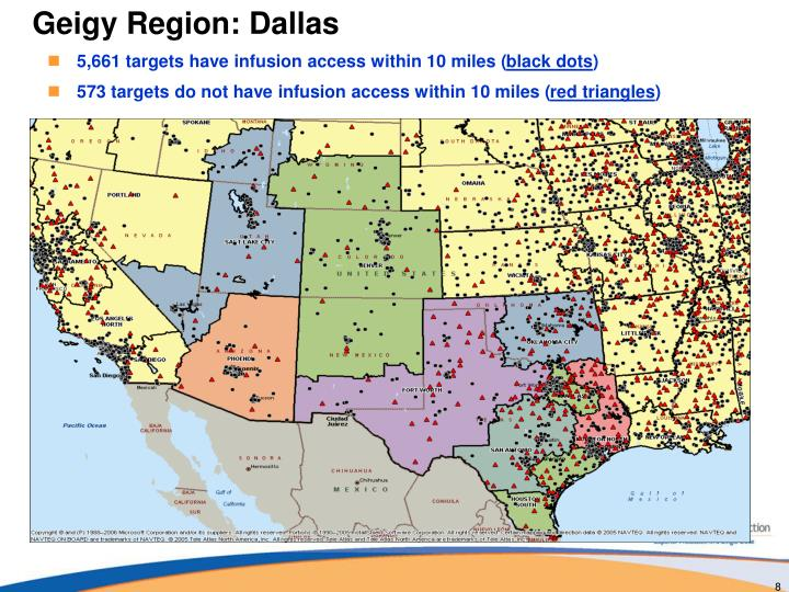 Geigy Region: Dallas