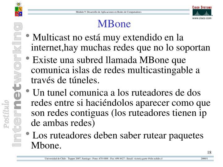 MBone