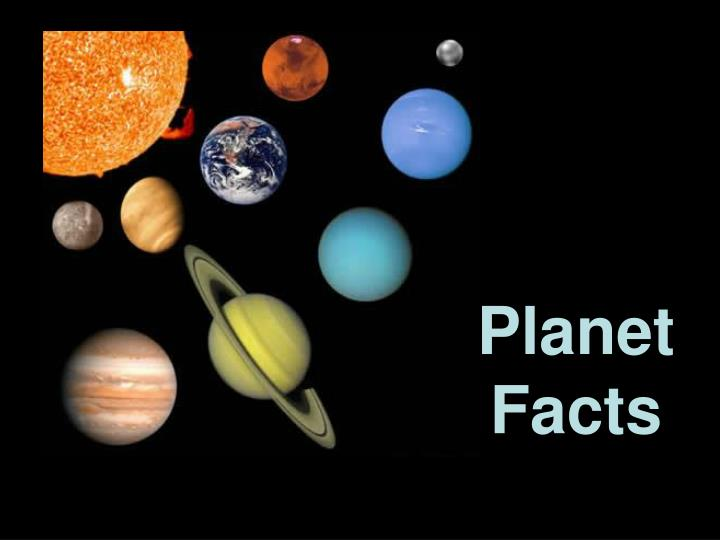 planet facts n.