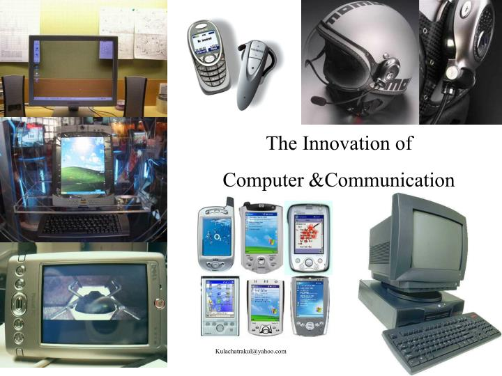 The Innovation of