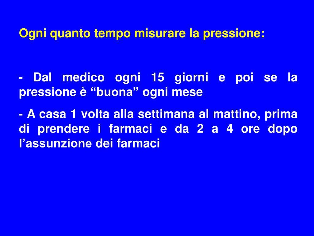 PPT - LA PRESSIONE ARTERIOSA Definizione Come si misura L..