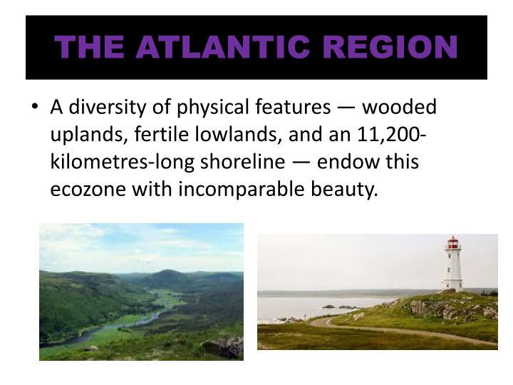THE ATLANTIC REGION