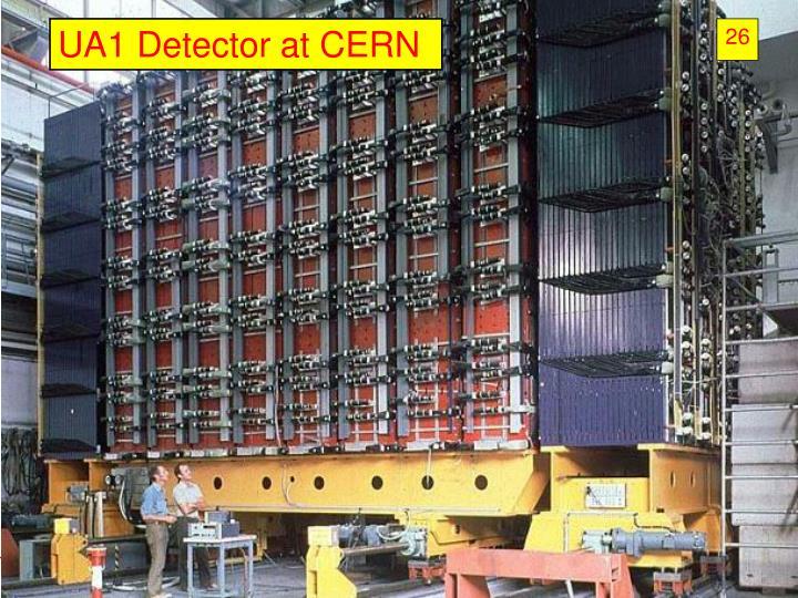 UA1 Detector at CERN