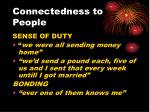 connectedness to people1