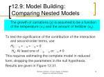 12 9 model building comparing nested models8