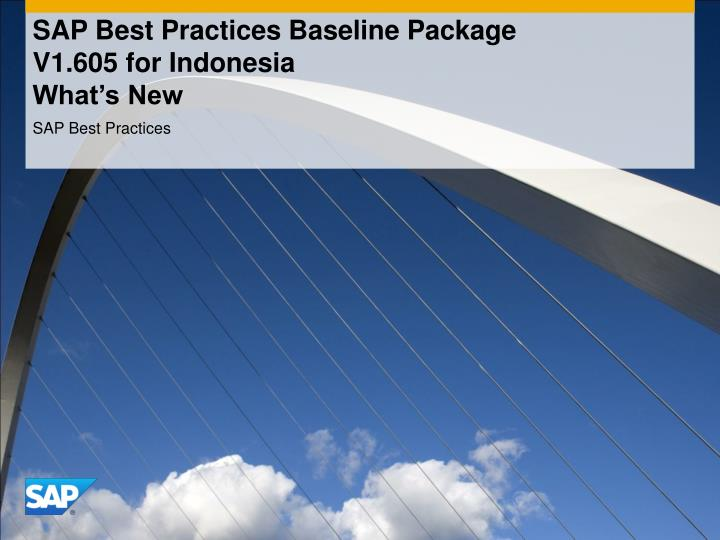 sap best practices baseline package v 1 60 5 for indonesia what s new