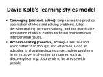 david kolb s learning styles model4