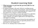 student learning style2