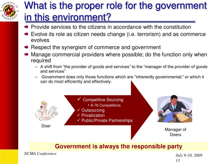proper role of government Cynicism about political leaders and the political system is more crucial to distrust than concerns about the proper role of government.