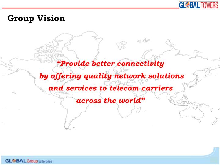 Group Vision