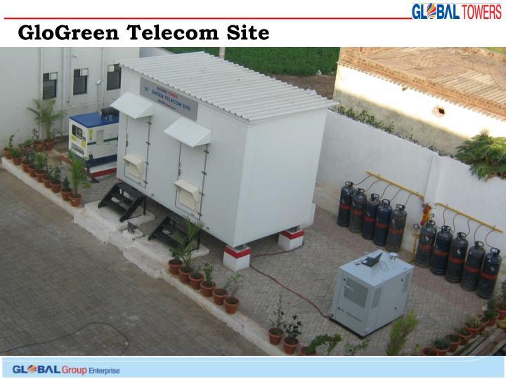 GloGreen Telecom Site