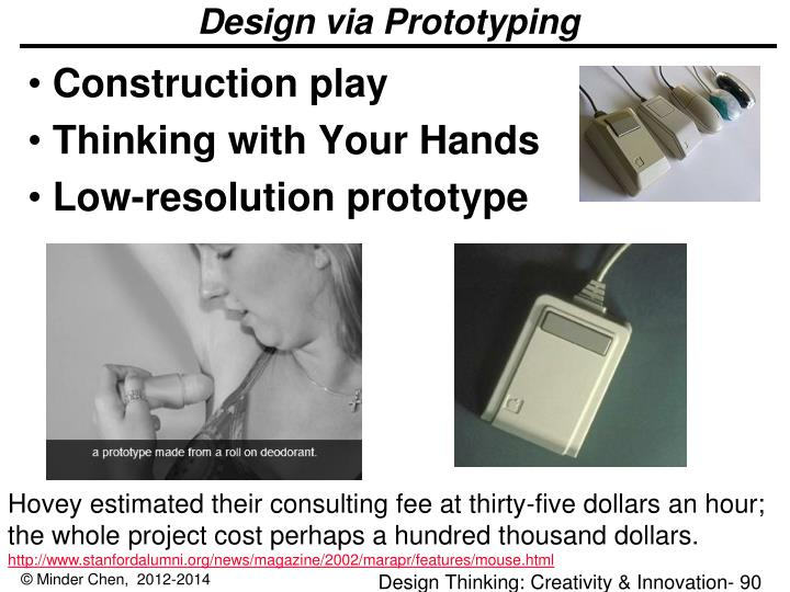 Design via Prototyping