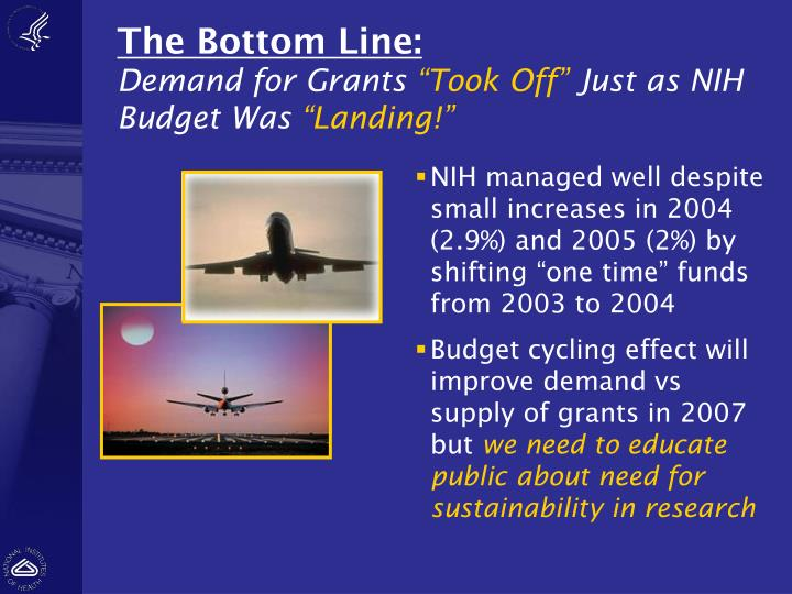 The Bottom Line: