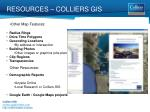 resources colliers gis2