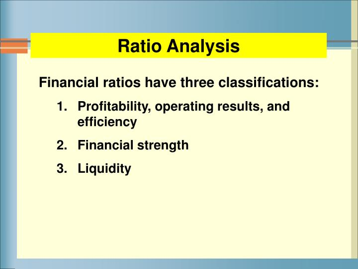 acc561 walmart comparative and ratio analysis to measure profitability and liquidity Comparative and ratio analysis: macy's 6 profitability of comparative and ratio analysis the profitability of the comparative analysis is focused on an intracompany basis which means the analysis is based on the financial trends and affiliation in macy's inc.