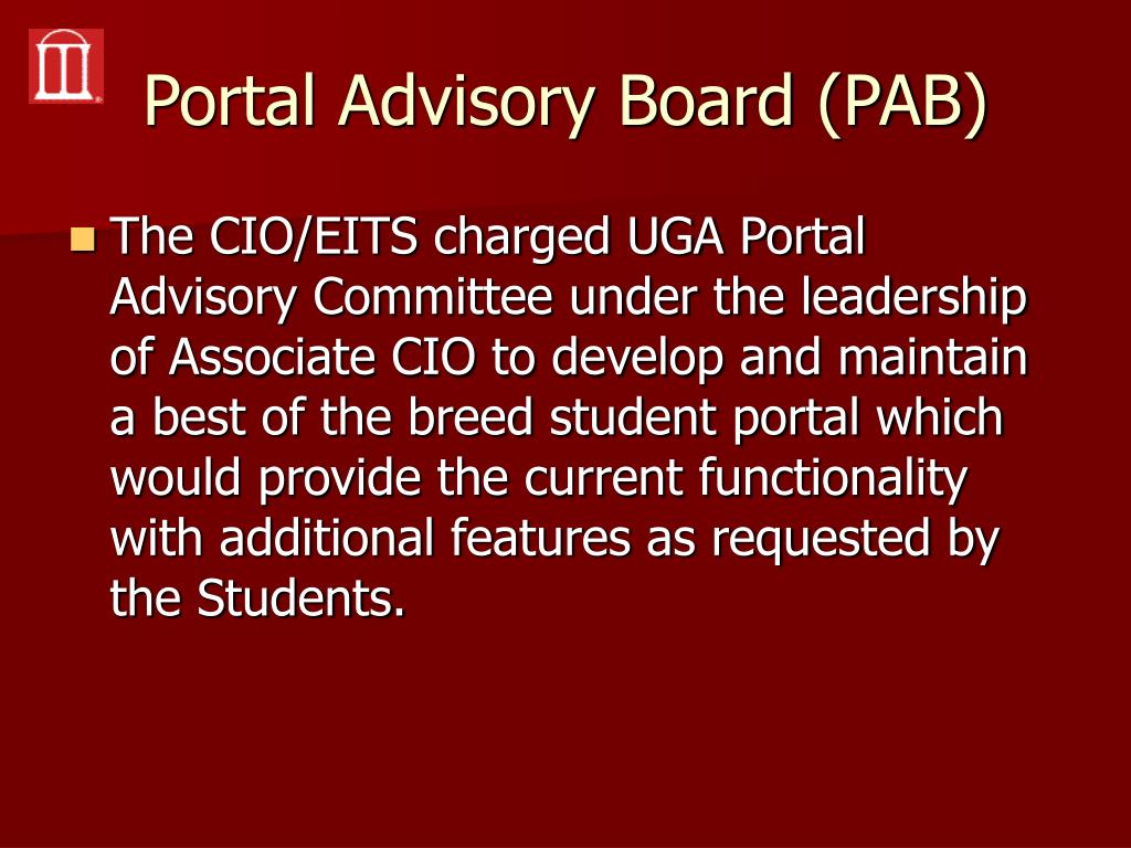 Ppt Implementing Open Source Uportal At The University Of