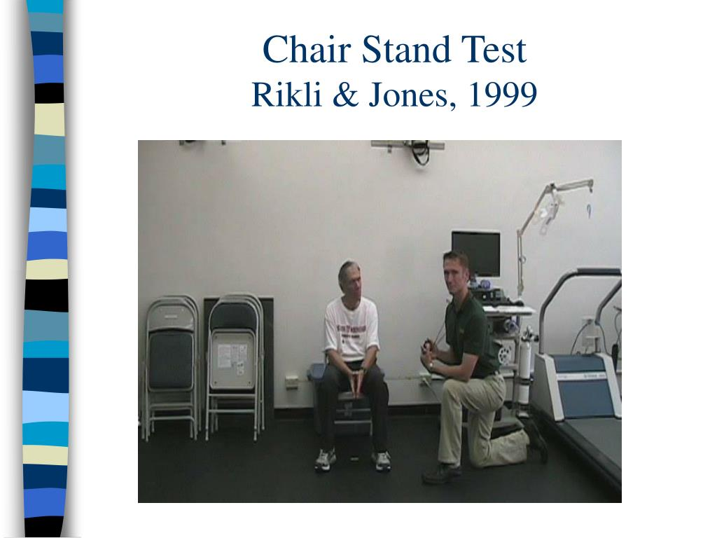 PPT - Stay On Your Feet! Prevent Falls With Exercise