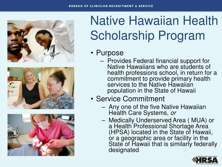 Hawaii Government Grants
