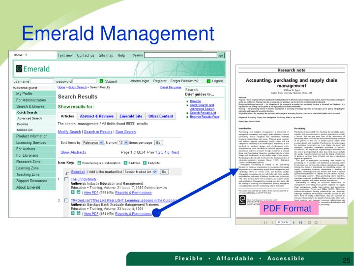 Emerald Management