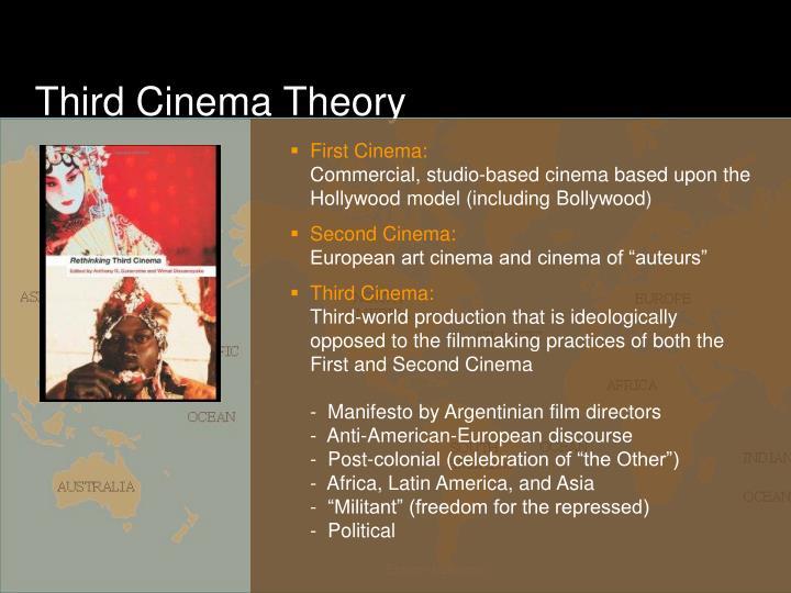 Third Cinema Theory