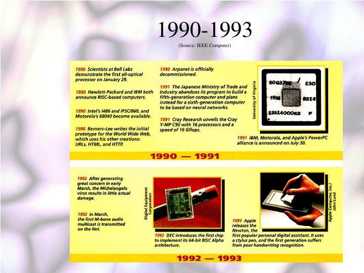 1990-1993