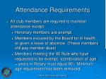 attendance requirements2