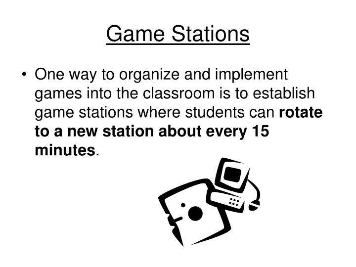 Game Stations