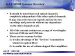 6 1 3 wdm systems overview1