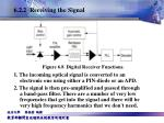 6 2 2 receiving the signal
