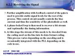 6 2 2 receiving the signal1