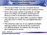 6 3 transmission system limits and characteristics2