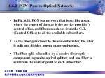 6 6 2 pon passive optical network1