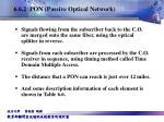 6 6 2 pon passive optical network2
