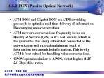 6 6 2 pon passive optical network5