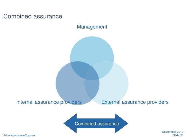 Combined assurance