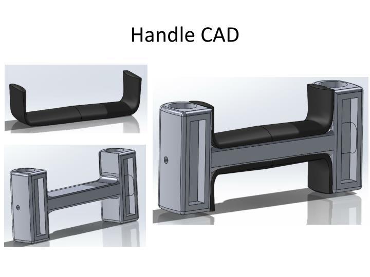 Handle cad