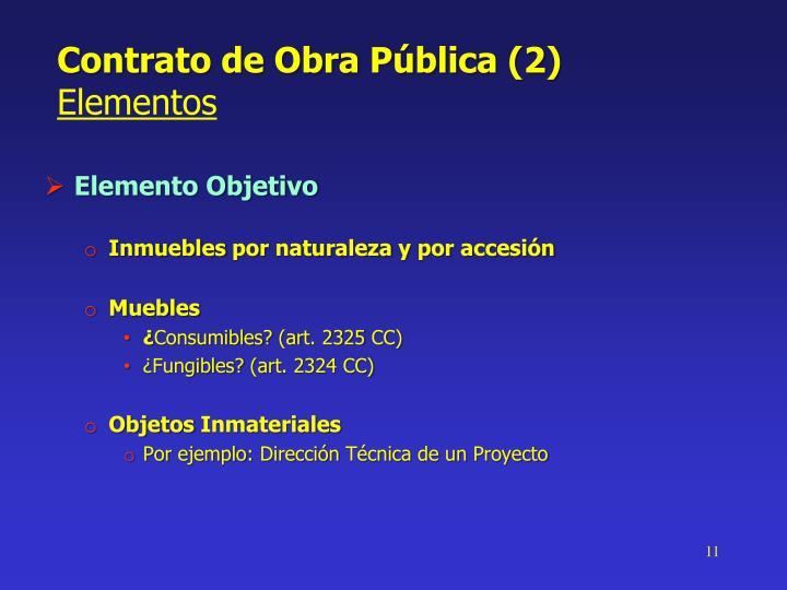 Contrato de Obra Pública (2)